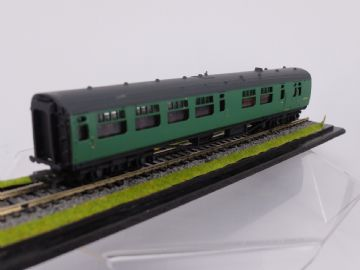 34-501 BR(SR) Bulleid 63ft semi Open Brake 3Rd S3948S
